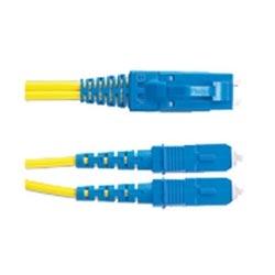 Cordon de brassage FJ Plug à SC 9 micron Duplex 1m