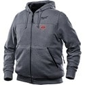 M12 Heated Hoodie Only L (Gray)