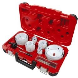 Electrician's Master Hole Dozer Bi-Metal Hole Saw Kit (19 Piece)