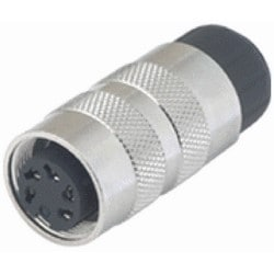 Plug-in Connection, Smartwire-dt, For Round Cable, Socket, Flat, 8-pole