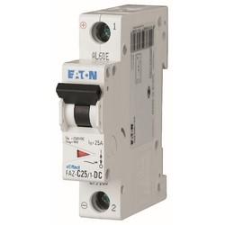 Miniature Circuit Breaker (MCB), 6A, 1p, C-char, DC Current