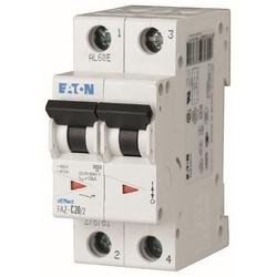 Miniature Circuit Breaker (MCB), 3A, 2p, S-char, AC
