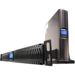 1000 VA Line Interactive Rack/Wall/Tower UPS with 8 outlets