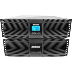 Online 16kVA Parallel Capacity/(2) 8kVA UPS 208V in/out HW in/out