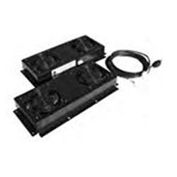 Cooling Fan Kit; Black; 230 V AC