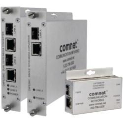 Small-size 10/100 Mbps Ethernet Media Converter