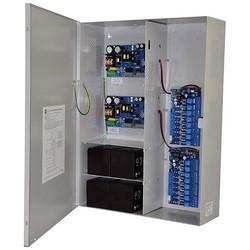 Access Power Controller w/ Power Supply/Chargers, 16 PTC Class 2 Relay Outputs, Dual 12/24VDC P/S @ 6A each, FAI, LinQ2 Ready, 220VAC, BC800 Enclosure