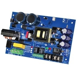 Power Supply Charger, Single Output, 24VDC @ 10A, 115VAC, Board