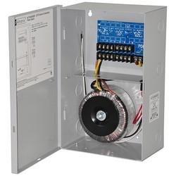 CCTV Power Supply, 8 PTC Outputs, 24/28VAC @ 14A, 115VAC, BC200 Enclosure