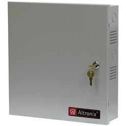 CCTV Power Supply, 8 PTC Class 2 Outputs, 24/28VAC @ 25A, 115VAC, BC300 Enclosure