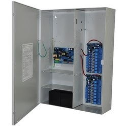 Access Power Controller w/ Power Supply/Charger, 16 Fused Relay Outputs, 12/24VDC @ 6A, FAI, LinQ2 Ready, 115VAC, BC800 Enclosure