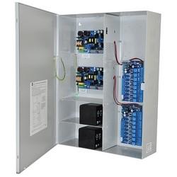 Access Power Controller w/ Power Supply/Chargers, 16 PTC Class 2 Relay Outputs, Dual 12VDC P/S @ 9.5A each, FAI, LinQ2 Ready, 115VAC, BC800 Enclosure