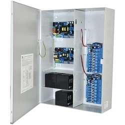Access Power Controller w/ Power Supply/Chargers, 16 Fused Relay Outputs, 1 P/S 24VDC @ 9.7A & 1 P/S 12VDC @ 9.5A, FAI, LinQ2 Ready, 115VAC, BC800 Enclosure