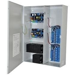 Access Power Controller w/ Power Supply/Chargers, Dual, 16 PTC Class 2 Relay Outputs, 1-24VDC @ 9.7A, 1-12VDC @ 9.5A, FAI, LinQ2 Ready, 115VAC, BC800 Enclosure