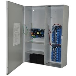 Access Power Controller w/ Power Supply/Charger, 16 Fused Relay Outputs, 24VDC @ 9A, FAI, LinQ2 Ready, 115VAC, BC800 Enclosure