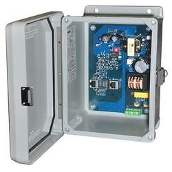 Midspan Injector, Outdoor, Single Port, 10/100/1000, PoE/PoE+/Hi-PoE, 60W, 115/220VAC, WP4 Enclosure, Outdoor