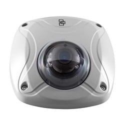 TruVision IR Wedge Camera, 700TVL, 2.8mm Fixed Lens, True Day/Night, IR 10m 12VDC, PAL