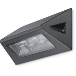 NiteLED Wall Light, Wedge, IP54, 3W, 4000K, 150lm, 2D0320-4175935