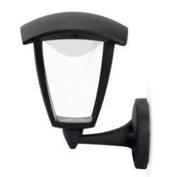 LED Lantern, Bottom Arm Cast, 7.5W, 270lm, 4000K, IP44
