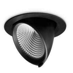 Starscoop Display Light, High Output, IP20 35W 3000K, 3780lm, 24, Black