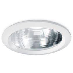 Coral LED Downlight, CRI 90, Mains, IP20, Recessed, 32W, 4000K, DALI Dimmable 3M