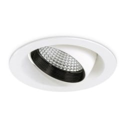 Commercial Gimbal Downlight, 35W, IP20, Non-dimmable, 4000K, 3000lm, 60