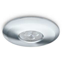 Fireguard LED Module, 7.2W, IP20, 4000K, Non Dimmable, Chrome