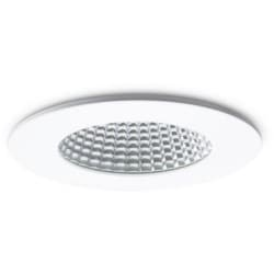 Nebula LED Downlight, IP44, 12W, Non-dimmable, 60, 3000K, Emergency