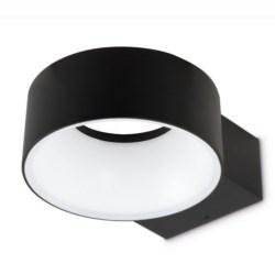 Wall Light, 8W, Circular, Up/Down, 120 Beam Angle, 3000K, IP65