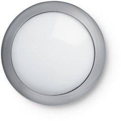 RadiaLED Optimum 14W Rim, Satin Chrome