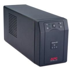Smart-UPS X Rack/Tower Uninterruptible Power Supply, Input: 120 Volt, NEMA 5-15P, Output: 750 VA, 120 Volt, (8) NEMA 5-15R, With Bundled Network Management Card, Extended Runtime Model