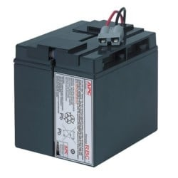Smart UPS, Rack Mount, 120 Volt AC Input, 50/60 Hertz, 500 Watt/750 VA, 459 Joule, NEMA L5-15P Input Connection, NEMA 5-15R Output Connection, Black, With Network Card