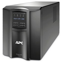Smart UPS, Rack Mount, 120 Volt AC Input, 50/60 Hertz, 2700 Watt/3000 VA, 340 Joule, NEMA L5-30P Input Connection, NEMA L5-30R/NEMA 5-20R Output Connection, Black