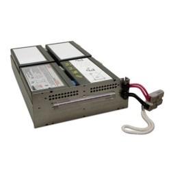 "Battery Cartridge, 8.5"" Width x 13.5"" Depth x 3.25"" Height, For 336 VA Lead-Acid Battery"