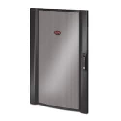 NetShelter SX Colocation 20U 600mm Wide Perforated Curved Door Black