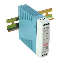 20 Watt Series / 12 VDC / 1 67 Amps Industrial Slim Single