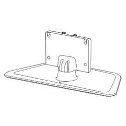 Monitor Stand, 606 MM Length x 238 MM Width x 297 MM Height