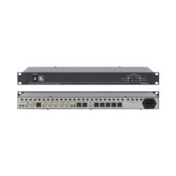 1: 5 S-Video / Composite / St-Audio Distribution Amplifier