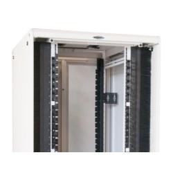 """Brush Grommet Rail Kit for 78/84""""H x 40""""W EN Enclosures"""