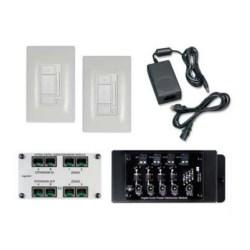 Digital Audio Two-Room Expansion Kit, White