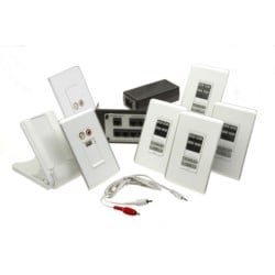 Zone Kit, Studio, 4-Zone, Charge and Play, White, For Audio System