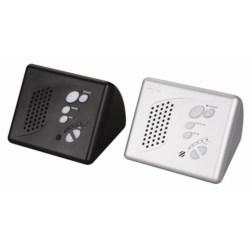 Intercom Desktop Unit, Silver