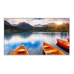 "Video Wall Display, LED Direct-Lit, 150 Watt, 55"" S-IPS Panel, 1920 x 1080 Resolution, 16:9 Aspect Ratio, 500 Candela per Sq Meter, 0.63 MM Pixel Pitch"