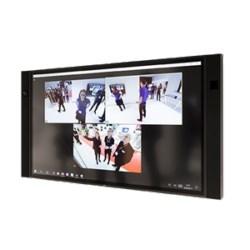 "75"" Infinity Board ver 2.0, 4K UHD, Huddly camera, Pre-installed collaborative software, Custom speakers, 2x passive pens"