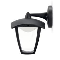 LED Lantern, Top Arm Cast, 7.5W, 270lm, 4000K, IP44