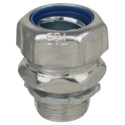 Ground Rod Coupling - Type C, Size 5/8, Thread Size 5/8 - 11 UNS