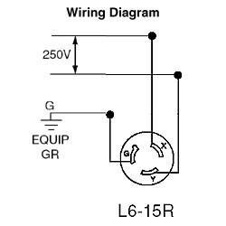 4579-C - LEVITON - 15 Amp, 250 Volt, NEMA   Anixter on nema 5-20r, nema 6-50 connector, nema l6-30r, nema l6-15 plug, nema 6-15r, nema plug chart, nema l6-20r, nema 5-15r,
