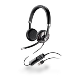 Blackwire, C720 - Over-the-head Corded USB Headset, Binaural - Bluetooth-enabled