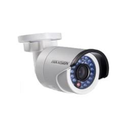 IP Camera, Outdoor Bullet, 3 MP/1080p, H264, 12 mm, Day/Night, IR (30 m), IP66, PoE/12 V DC