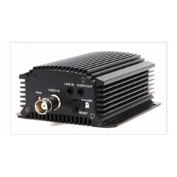 Video Encoder, 1-Channel, H.264, MPEG4/2, MJPEG, 25/30fps (PAL/NTSC), BNC, 4 TB RAM, 12 VDC, 5 Watt, 80 MM Width x 39 MM Depth x 90 MM Height